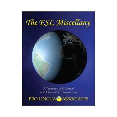 ESL Miscellany